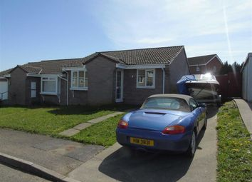Thumbnail 2 bed semi-detached bungalow for sale in Heol Seion, Llangennech, Llanelli
