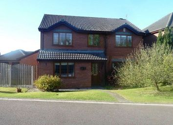 Thumbnail 4 bed detached house for sale in Towneley Close, Lancaster