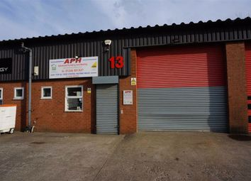 Thumbnail Commercial property to let in Unit 13, Vanguard Trading Estate, Brittania Road, Chesterfield