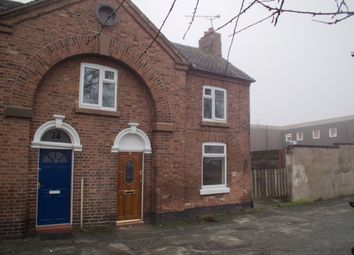 Thumbnail 3 bedroom end terrace house to rent in Wall Lane, Nantwich