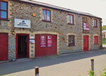 Thumbnail Restaurant/cafe for sale in Grills Steak House, Rear Of The Llanover Arms, Bridge Street, Pontypridd