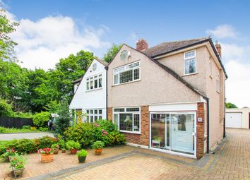 Thumbnail 3 bed semi-detached house for sale in Seaforth Close, Rise Park, Romford