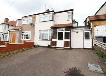 Thumbnail 4 bedroom semi-detached house to rent in Burgess Avenue, London
