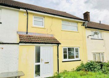 Thumbnail 3 bed terraced house to rent in Heol Llwyn Gollen, Merthyr Tydfil