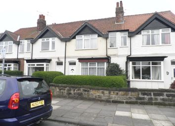 Thumbnail 3 bed terraced house to rent in Torrs Road, Harrogate