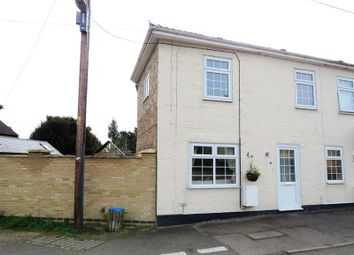 Thumbnail 3 bed end terrace house for sale in High Street, Colne, Huntingdon
