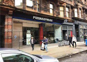 Thumbnail Leisure/hospitality for sale in Sauchiehall Street, Glasgow