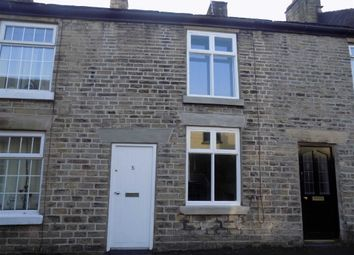 Thumbnail 2 bed cottage for sale in Johnson Street, Whaley Bridge, High Peak