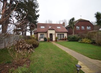 Thumbnail 4 bed detached house for sale in Harefield Road, Middleton-On-Sea, Bognor Regis