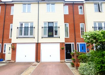 Thumbnail 4 bedroom town house for sale in Priory Gardens, Sudbury