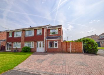 Thumbnail 4 bed semi-detached house for sale in Acacia Drive, Great Sutton