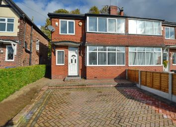 Thumbnail 5 bed semi-detached house for sale in Newlands Drive, Prestwich, Manchester