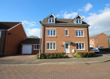 Thumbnail 5 bed detached house for sale in Leventon Place, Hilperton, Wiltshire