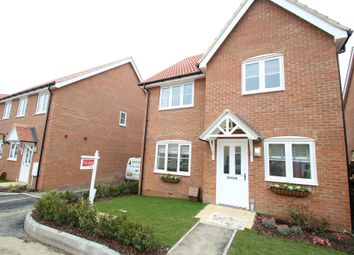 Thumbnail 4 bed detached house for sale in Harvest Close, Off Oat Close, Aylesbury