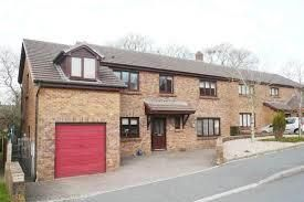 Thumbnail 4 bed detached house to rent in Bloomfield Gardens, Narberth