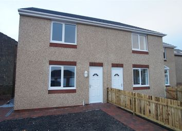 Thumbnail 3 bed semi-detached house for sale in Ehenside Court, Cleator, Cumbria