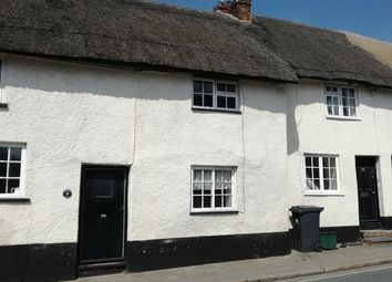 Thumbnail 2 bed cottage for sale in School Street, Sidford, Sidmouth