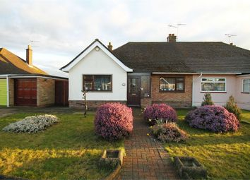 Thumbnail 2 bedroom semi-detached bungalow for sale in Blandford Road, Ipswich, Suffolk