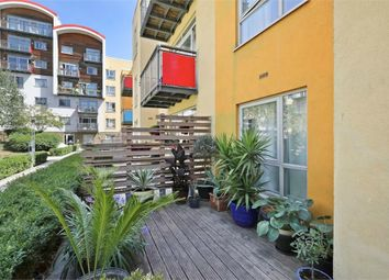 Thumbnail 1 bedroom flat to rent in Greenroof Way, London