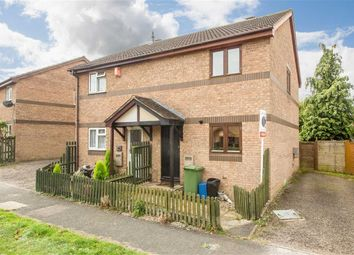 Thumbnail 3 bed semi-detached house to rent in Stafford Grove, Shenley Church End, Milton Keynes