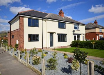 Thumbnail 4 bed semi-detached house for sale in Thorpe Road, Howden, Goole
