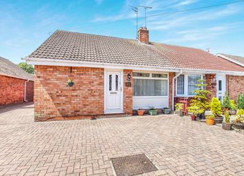 Thumbnail 2 bed bungalow for sale in Windham Crescent, Hull