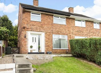 Thumbnail 3 bed semi-detached house for sale in Half Mile Lane, Leeds