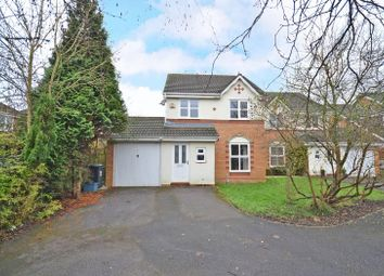 Thumbnail 3 bed detached house to rent in Detached House, Manor Park, Newport