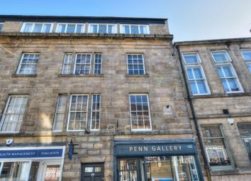 Thumbnail 2 bedroom flat for sale in Fenkle Street, Alnwick