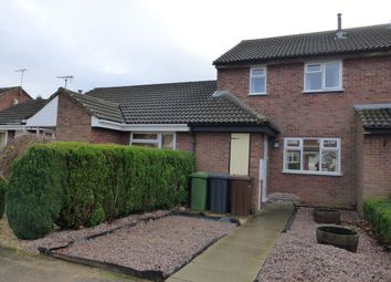Thumbnail 3 bed terraced house to rent in Neile Close, Glebe Park, Lincoln