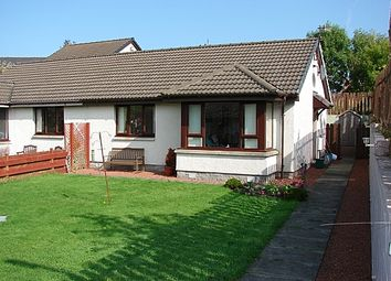 Thumbnail 2 bed semi-detached house for sale in 3 Hazel Grove, Stranraer