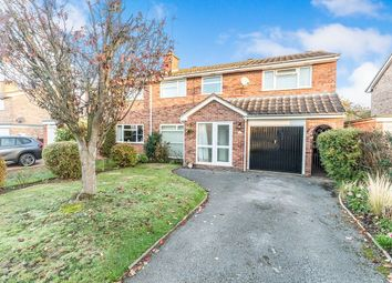 Thumbnail 4 bed semi-detached house for sale in Shrawley Road, Fernhill Heath, Worcester