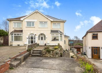 Thumbnail 5 bed semi-detached house for sale in Lon Mafon, Sketty, Swansea