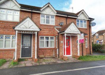 Thumbnail 2 bed terraced house for sale in Severn Green, Nether Poppleton, York