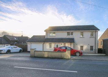 Thumbnail 4 bed detached bungalow for sale in Hillview, Main Road, Glen Vine
