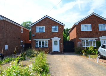 Thumbnail 3 bed detached house for sale in Hazel Avenue, Farnborough, Hampshire