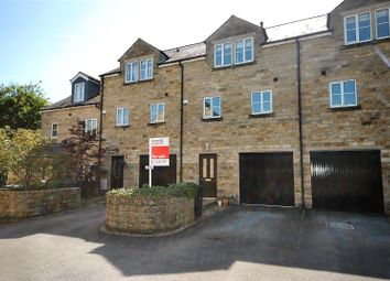 Thumbnail 3 bed town house for sale in Chapel Hill Road, Pool In Wharfedale, Otley, West Yorkshire