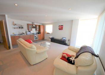 Thumbnail 2 bedroom flat for sale in Channel Way, Ocean Village, Southampton