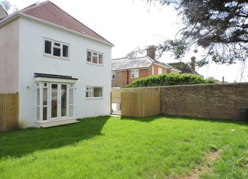 Thumbnail 3 bed semi-detached house to rent in Nizells Avenue, Hove
