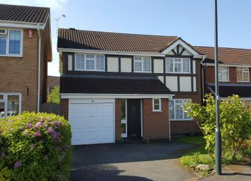 Thumbnail 4 bed detached house for sale in Salcombe Close, Nuneaton