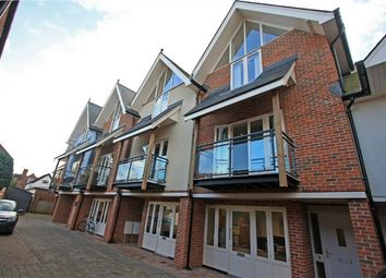 Thumbnail 2 bed town house for sale in Blakes Yard, New Street Mews, Lymington, Hampshire