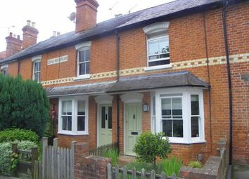Thumbnail 2 bed terraced house for sale in Ruscombe Road, Twyford, Reading
