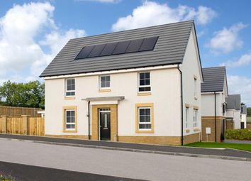 """Thumbnail 4 bed detached house for sale in """"Brora"""" at Malletsheugh Road, Newton Mearns, Glasgow"""