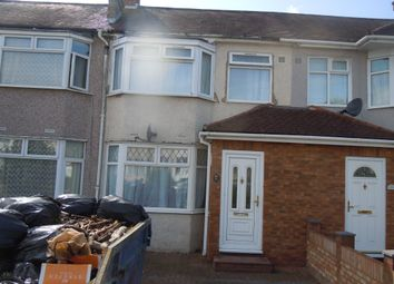 Thumbnail 2 bed terraced house for sale in Westbury Avenue, Southall