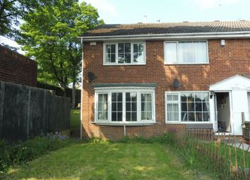 Thumbnail 2 bed end terrace house for sale in Warrels Court, Bramley, Leeds