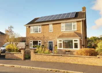 Thumbnail 4 bed detached house for sale in Colleywell Close, Westwoodside, Doncaster