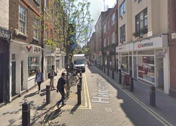 Thumbnail Retail premises to let in Neal Street, London