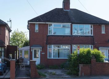 Thumbnail 2 bedroom semi-detached house for sale in Trent Valley Road, Oakhill, Stoke-On-Trent