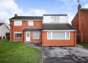 Thumbnail 4 bed detached house for sale in Grangebrook Drive, Winsford, Cheshire, England