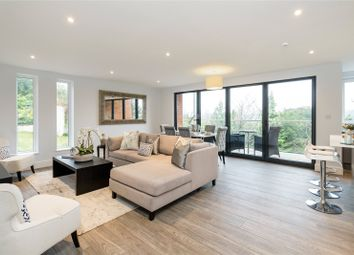 Thumbnail 3 bed flat for sale in Valley Heights, The Mount, Warlingham, Surrey
